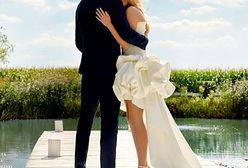Najbardziej spektakularne suknie ślubne 2016 roku