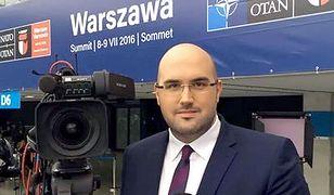 Jarosław Olechowski uważa, że tego błędu nie da się usprawiedliwić tempem pracy w redakcji