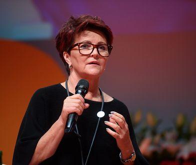 Jolanta Kwaśniewska stoi na czele fundacji od 1997 roku
