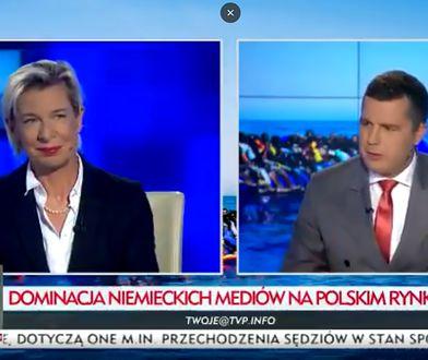"""Kate Hopkins w programie Michała Rachonia """"Minęła 20"""""""