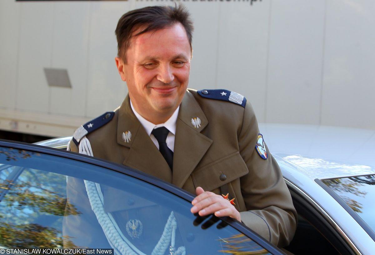 Jak szefowi BOR emeryturę pompowano. Gen. Pawlikowski dostaje 10 tys. zł po 16 latach służby