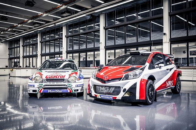 Powrót do FIA WRC