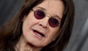 Ozzy Osbourne cierpi na chorobę Parkinsona
