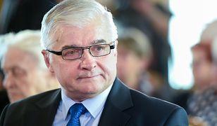 Wynik wyborów do Parlamentu Europejskiego 2019. Na zdj. Włodzimierz Cimoszewicz (KE)