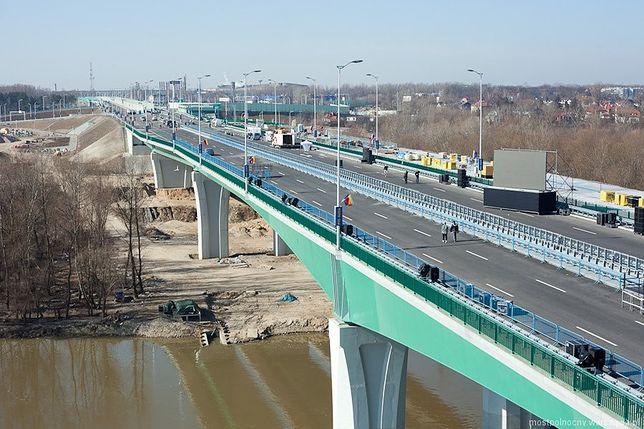 Most Północny do remontu!