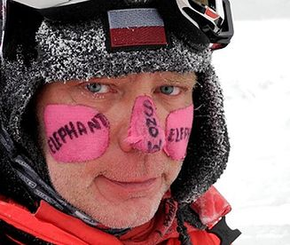 Znany alpinista Artur Hajzer zginął na Gaszerbrum
