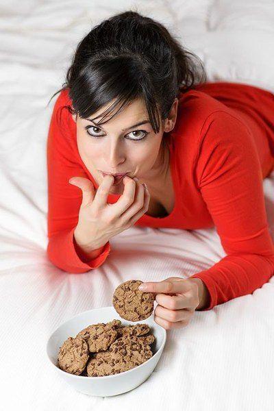 Uczucie zadowolenia nie sprzyja diecie