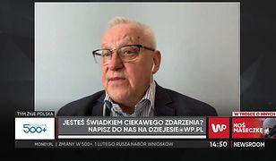 Bolesław Piecha o aborcji. Mówi o zaświadczeniach od psychiatry