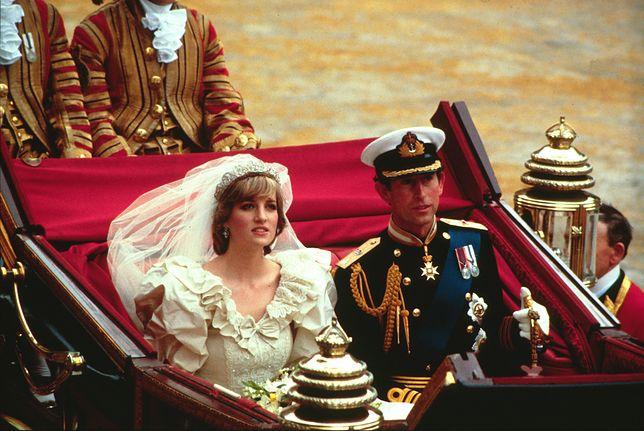 Dzień ślubu Diany i Karola. Jak pokazał czas to małżeństwo było pomyłką