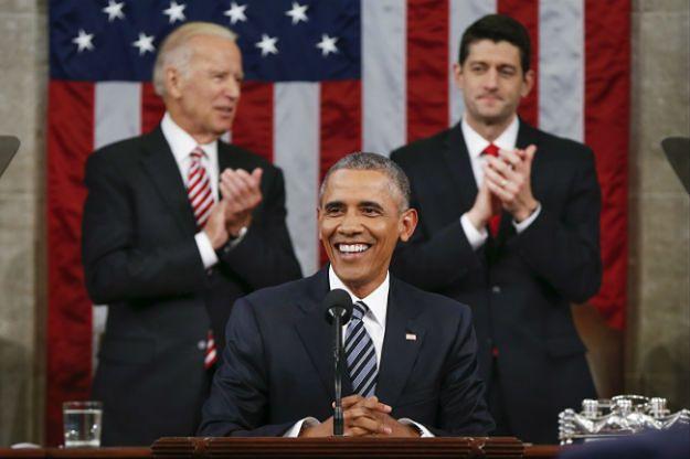 Ostatnie, mocne orędzie prezydenta Baracka Obamy w Kongresie USA