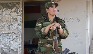 Zrezygnowała z rodziny, by pomagać ofiarom ISIS