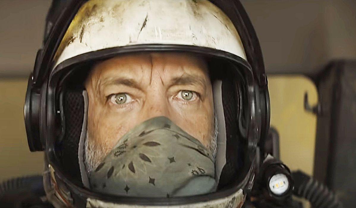 Tom Hanks w postapokaliptycznej produkcji. Czemu nie.
