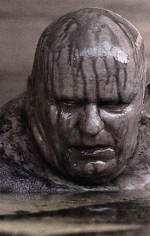 "Stellan Skarsgård jako Vladimir Harkonnen w filmie ""Diuna"""