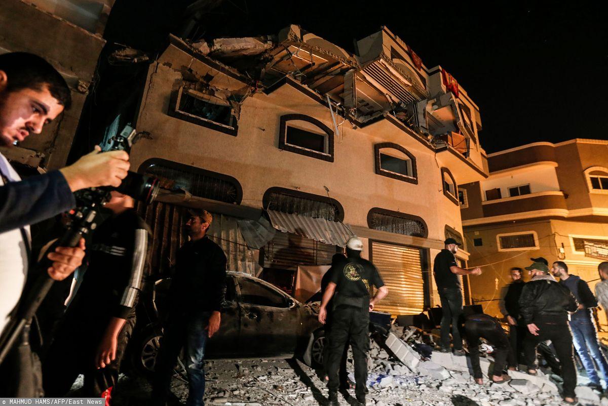 Izrael: zabity dowódca Islamskiego Dżihadu. Poległ w precyzyjnym nalocie