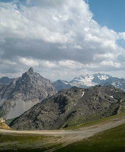 Katastrofa śmigłowca w Alpach. Zginęła jedna osoba