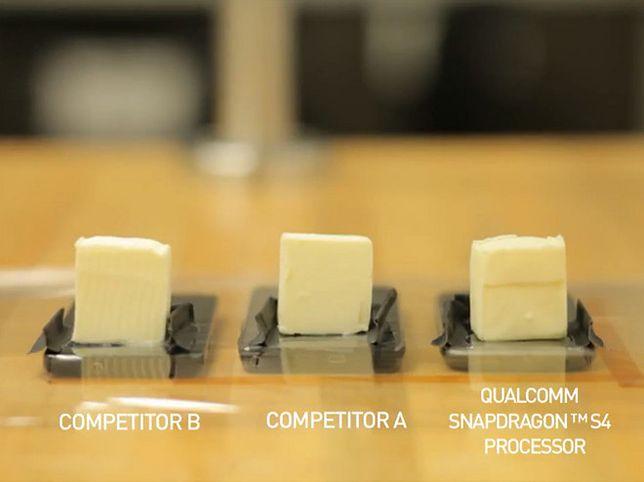 Snapdragon S4 przeszedł pomyślnie test masła