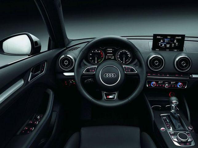 Audi A3 z łącznością LTE