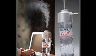 Gadżet, który zamieni butelkę z wodą w nawilżacz powietrza