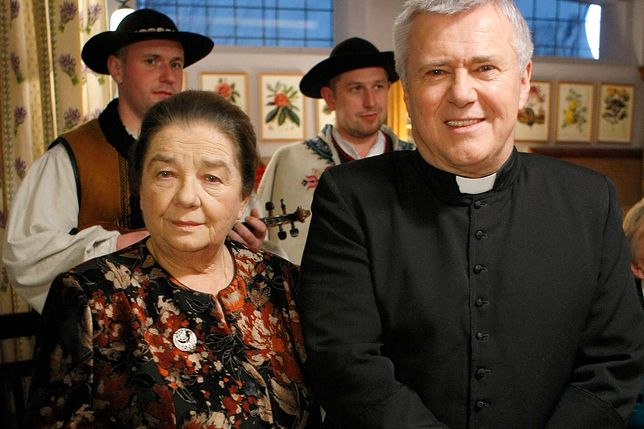 Katarzyna Łaniewska i Włodzimierz Matuszak