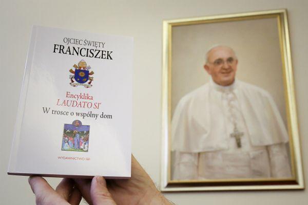 """Encyklika """"Laudato si"""" papieża Franciszka. Apel o """"ekologiczne nawrócenie"""""""