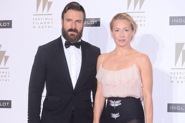 Kasia Warnke i Piotr Stramowski zostali rodzicami