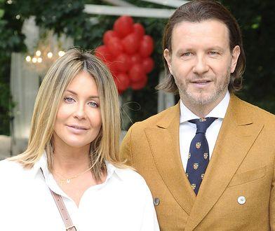 Małgorzata Rozenek i Radosław Majdan są szczęśliwymi rodzicami