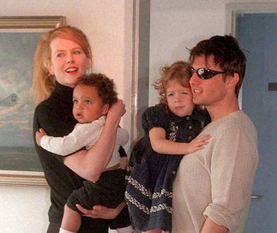 Syn Toma Cruise'a i Nicole Kidman udostępnił zdjęcie na Instagramie