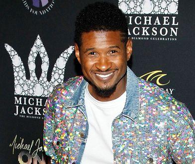 Usher został ojcem. Pokazał zdjęcie dziecka