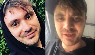 Daniel Martyniuk znów nagrywa i obraża obcych ludzi