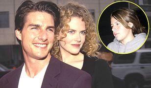 Tom Cruise i Nicole Kidman w czasie swojego małżeństwa adoptowali Bellę i Connora