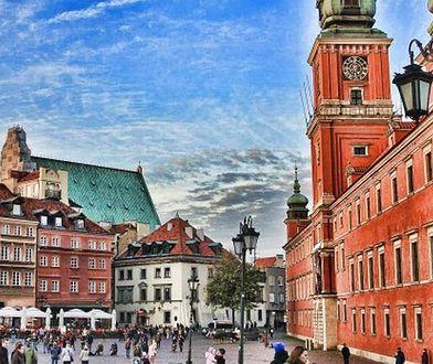Warszawa wyróżniona przez prestiżowy magazyn. Jest wyżej niż Japonia i Szkocja