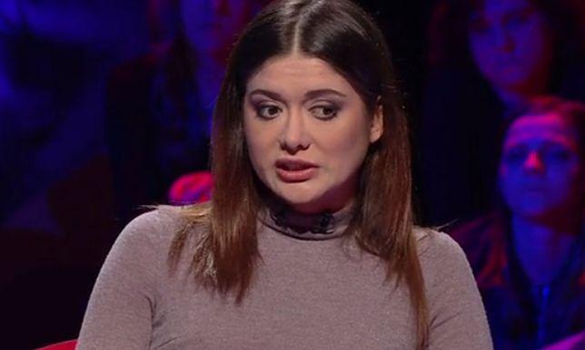 """Miriam Shaded w programie """"Skandaliści""""."""