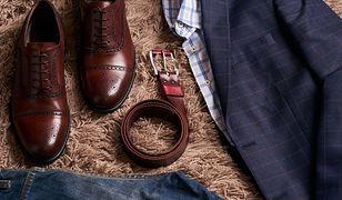 Eleganckie buty pasują nie tylko do garnituru