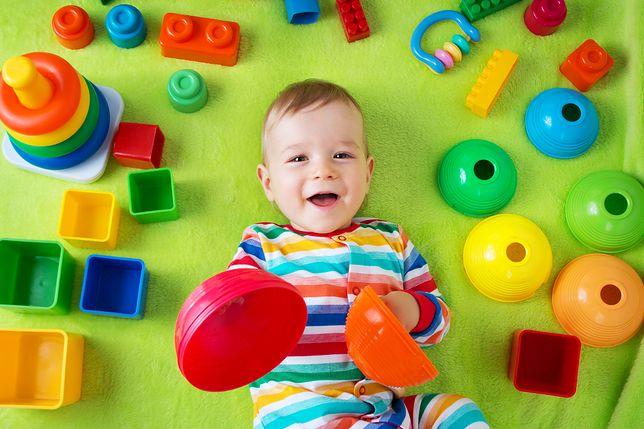 Zabawki edukacyjne dla dzieci w wieku 6-12 miesięcy - jakie wybrać?