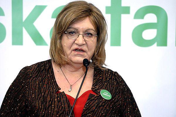 """Anna Grodzka zainaugurowała kampanię. """"Nie chcemy milczącego prezydenta"""""""
