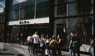 Nie zrobimy już zakupów w sklepach stacjonarnych Zara i Bershka?
