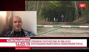 """Otwarcie galerii handlowych. Psycholog: Tomasz Kozłowski """"nie spodziewam się pospolitego ruszenia"""""""