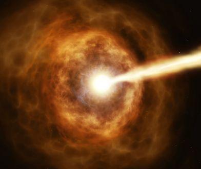 Naukowcy odkryli najpotężniejsze rozbłyski gamma w historii