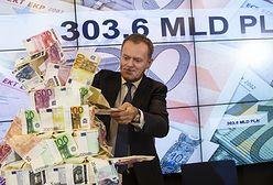 Złe wieści dla Polski. Mniej unijnych pieniędzy dla Wschodu, więcej dla krajów Południa