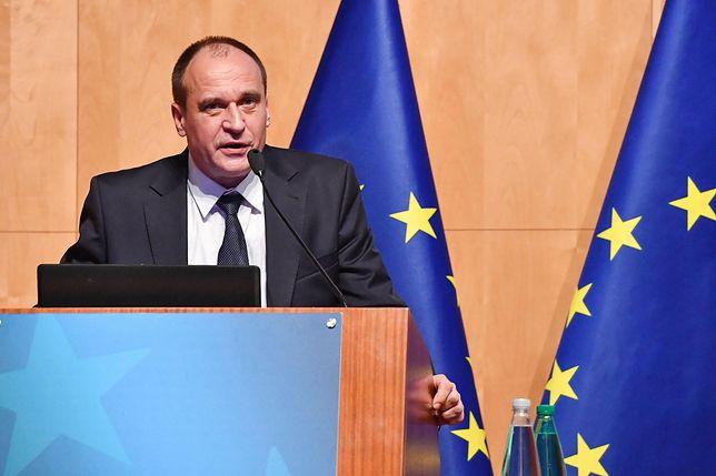 Paweł Kukiz nie interesuje się powrotem Donalda Tuska do polskiej polityki