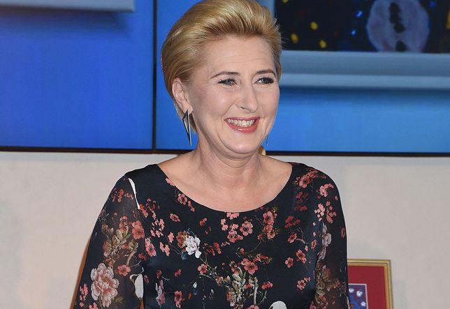 Agata Duda doceniona przez zagraniczne media. Nazwały ją ikoną mody