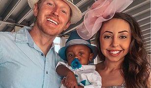 Ashley i Steven Evans adoptowali chłopca. Nie spodziewali się tylu nienawistnych komentarzy