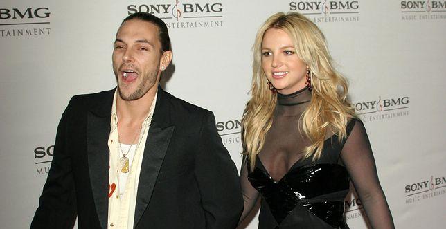 Britney i Kevin byli małżeństwem przez trzy lata