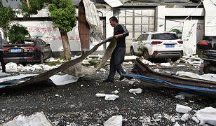 Tornado w Wuhan. Ofiary śmiertelne w Chinach