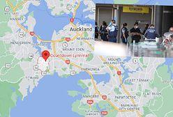 """Atak terrorystyczny w markecie w Nowej Zelandii. """"Wiele osób rannych"""""""