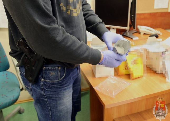 3 kg kokainy na Lotnisku Chopina