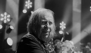 Romuald Lipko nie żyje. Ostatni koncert z Budką Suflera w Warszawie zagrał w październiku 2019 r.