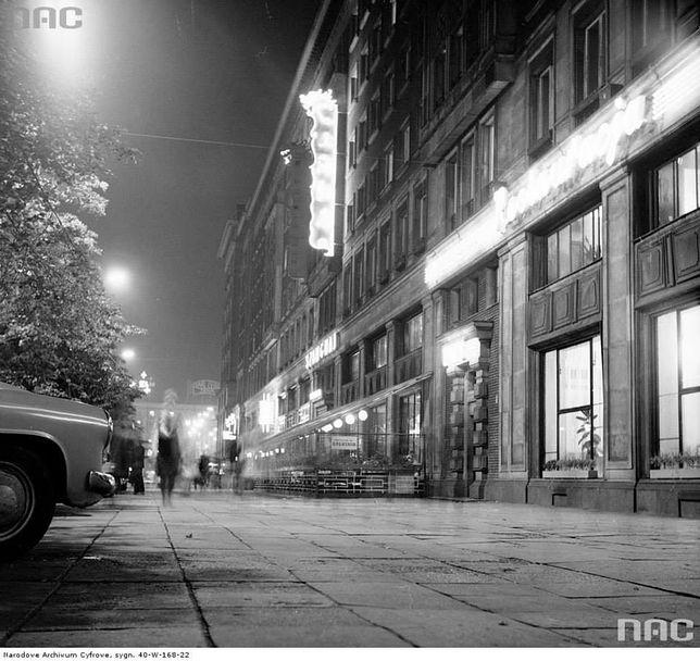 Ulica Marszałkowska sprzed lat [ZDJĘCIA]
