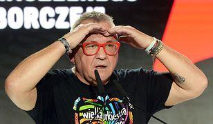 Jerzy Owsiak. Szef WOŚP w wyborach prezydenckich miałby większe szanse od większości znanych polityków.