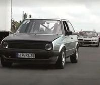 Golf II i 900 KM mocy